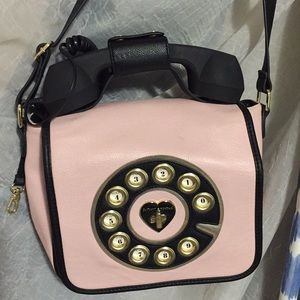 Betsy Johnson Phone Purse